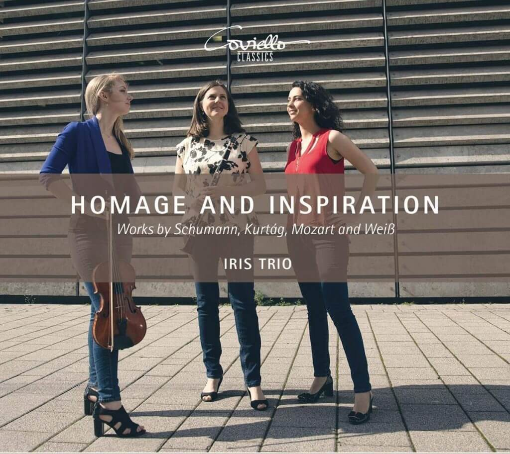 'Homage and Inspiration' Iris Trio